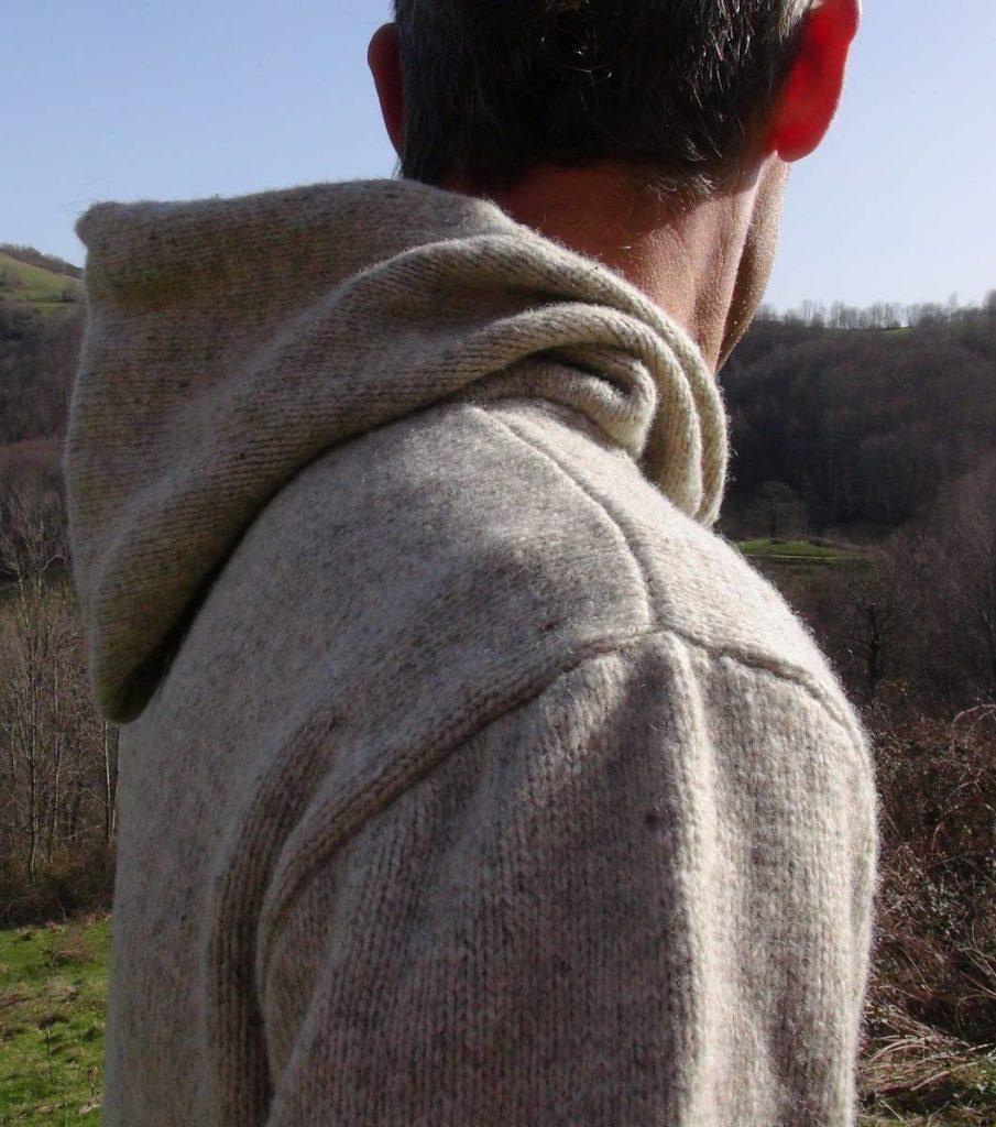 pull à capuche